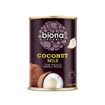 Biona Coconut Milk 350ml