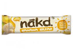 Nakd Banana Bread 30g