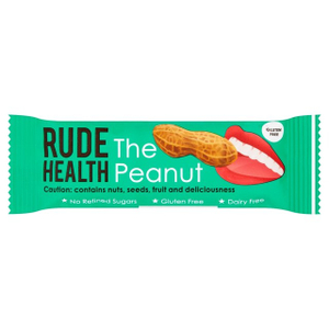 Rude Health Peanut Bar 5x450g