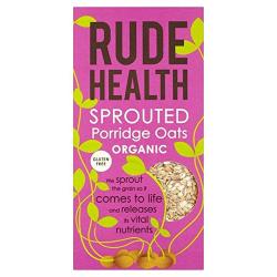 Rude Health Sprouted Porridge 5x450g