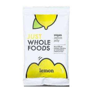 Just Whole Foods Vegan Lemon Jelly 85g