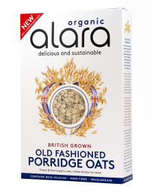 Alara Organic Old Fashioned Oats 650g