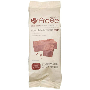 Doves Farm Freee Gluten Free Chocolate Brownie Mix 350g