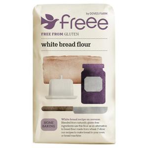 Doves Farm Gluten-Free White Bread Flour 1kg