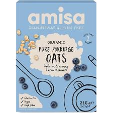 Amisa Porridge Oats 300g