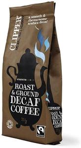 Clipper Roast & Ground Coffee Original Decaffeinated 227g