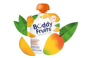 Buddy Fruits Mango 90g