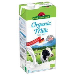 Black Forest Milk Organic Milk Full Fat 1l