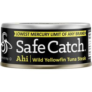 Safe Catch Wild Tuna Steak 142g