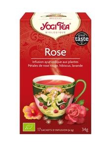 Yogi Tea Rose 17s
