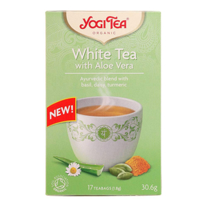 Yogi Tea White 17s