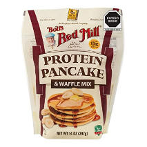 Bob's Red Mill Protein Pancake & Waffle Mix 397g