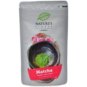 Nature's Finest Organic Matcha Powder 70g