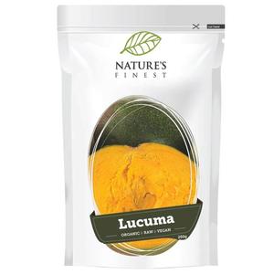 Nature's Finest Organic Lucuma Powder 250g