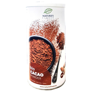Nature's Finest Organic Cacao Powder 250g