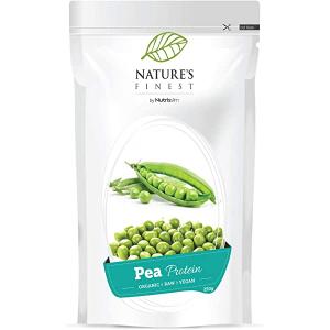 Nature's Finest Organic Pea Protein Powder 250g