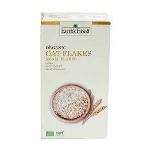 Earth's Finest Organic Oat Flakes 450g