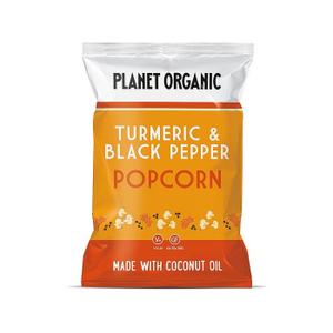Planet Organic Turmeric & Black Pepper 20x20g