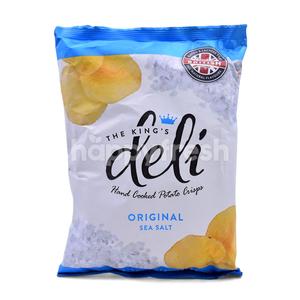 The Kings Deli Original Sea Salt 24s