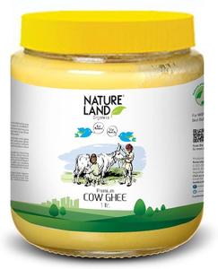 Natureland Organic Premium Cow Ghee 400ml