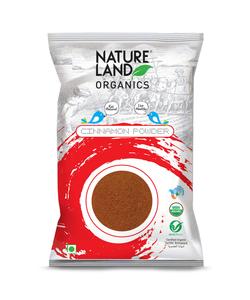 Natureland Organic Cinnamon Powder 100g