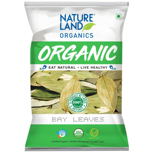 Natureland Organic Bay Leaves 50g