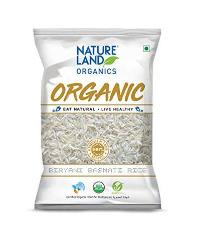 Natureland Nature Land Organic Biryani Basamati Rice 1kg
