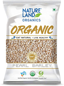 Natureland Organic Pear Barley 500g