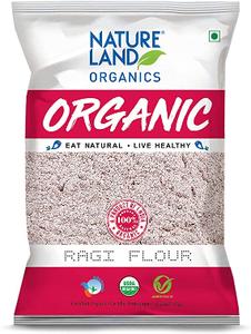 Natureland Ragi Flour 500g