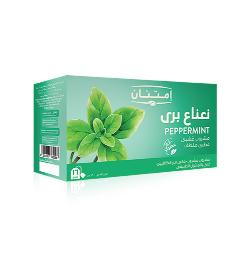 Imtenan Organic Peppermint 18x25g