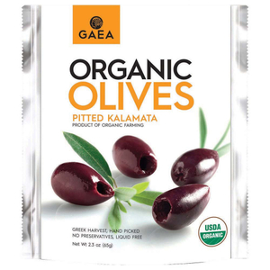 Gaea Pitted Kalamata Olives 65g