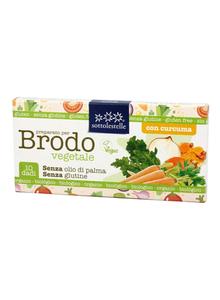 Sottolestelle Vegetable Broth 15x100g