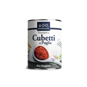 Sottolestelle Organic Chopped Tomato 12x400g