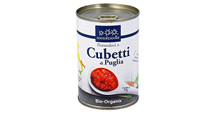 Sottolestelle Organic Pealed Tomato 12x400g