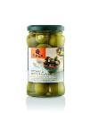 Gaea Organic Garlic Stuffed Green Olives 8x295g