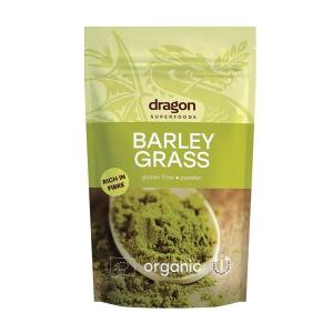 Dragon Super Foods Barley Grass Gluten Free Powder 6x150g