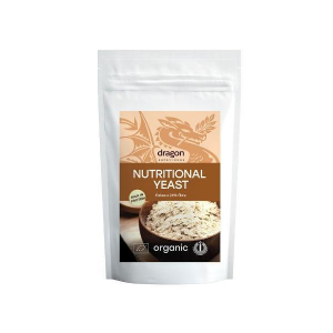 Dragon Super Foods Organic Nutritional Yeast Flakes 6x100g