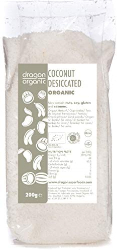Dragon Superfoods Organic Coconut Dessicated 10x200g