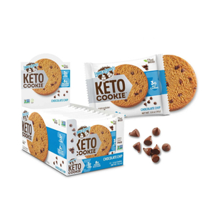 Lenny & Larry's Keto Cookie Chocolate Chips 12x45g