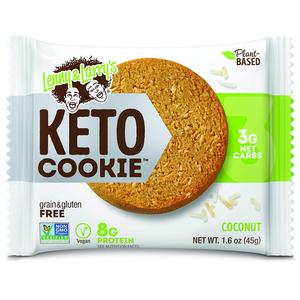 Lenny & Larry's Coconut Keto Cookie 12x45g