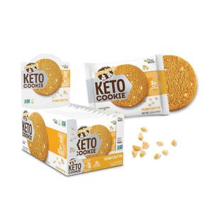 Lenny & Larry's Keto Cookie Peanut Butter 12x45g