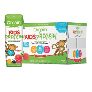 Orgain Kids Strawberry Protein Shake 6x244ml