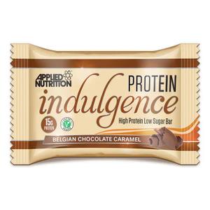 Protein Indulgence Belgian Chocolate Caramel Crisp 50g