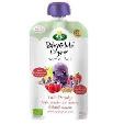 Arla Baby & Me Organic Fruit Porridge Apple, Strawberry & Raspberry 120g