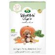 Arla Baby & Me Organic Multigrain Porridge, Pumpkin & Carrot 210g