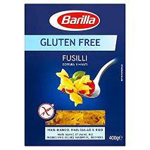 Barilla Pasta Fusilli 400g