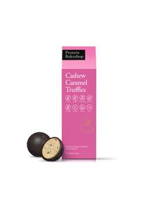 Protein Bakeshop Cashew Caramel Truffles 60g