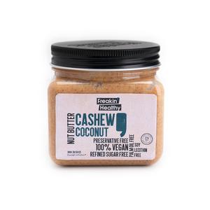 Freakin Healthy Vegan Cashew Coconut Spread 300g