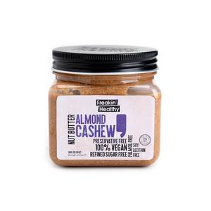 Freakin Healthy Vegan Almond Cashew Spread 300g