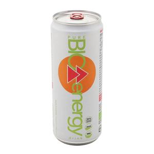 Bio Energy Drink With Orenge 330ml